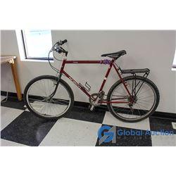 """26"""" Men's Norco Mountain Bike (Red)"""