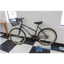 "26"" Women's Raleigh Mountain Bike (Black)"