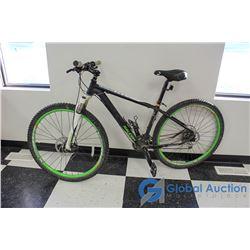 "29"" Men's Raleigh Mountain Bike (Black)"