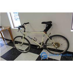"26"" Unisex Trek Mountain Bike (White)"