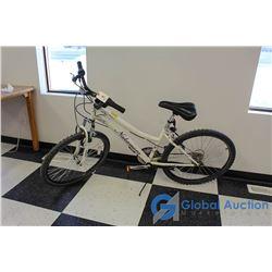 """26"""" Women's Nakamura Mountain Bike (White)"""
