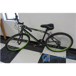 "26"" Men's Ozark Trail Mountain Bike (Black)"