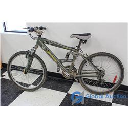"24"" Men's Nakamura Mountain Bike (Green)"