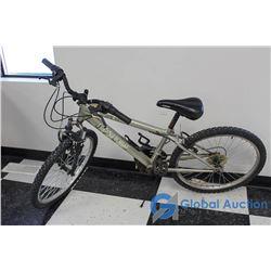 """24"""" Juvenile Ironhorse Mountain Bike (Beige)"""