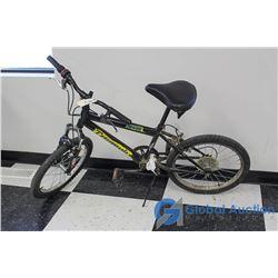 """20"""" Juvenile Triumph Mountain Bike (Black)"""