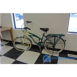 "26"" Women's Supercycle Cruiser (Green)"