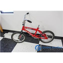 "16"" Juvenile Quest BMX (Red)"