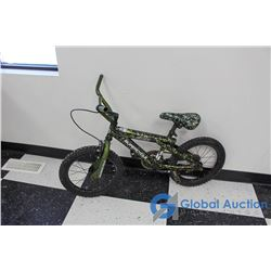 "16"" Juvenile Supercycle BMX (Green)"
