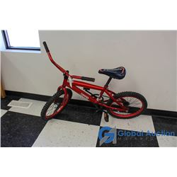 "18"" Men's Next BMX (Red)"