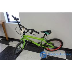 "20"" Unisex Huffy BMX (Light Green)"