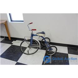 Juvenile Leader Tricycle (Blue)