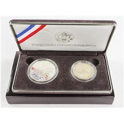 USA Congressional Coin Set