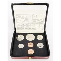 RCM Specimen Double Penny Coin Set ' 1979'