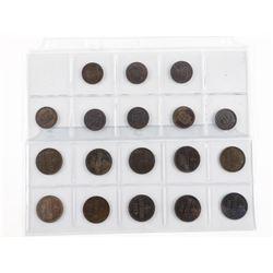 Estate Collection 'Guernsey' Coins