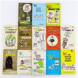 Estate Lot - (13) Novels 7x 'The Wizard of ID' 6x