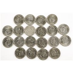 Lot (20) 1979 SB Anthony US 1.00 Coins First Year