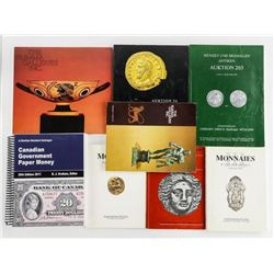 Estate Lot - Auction Catalogues Europe and Price G