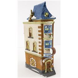 Department 56 Heritage Village Collection 'City of
