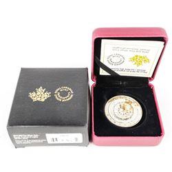 .9999 Fine Silver $20.00 Coin 'Diwali - Festival o