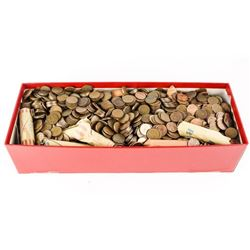 Estate Collection Box Lot - Canada 1 Cent