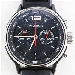 Estate Gents Swiss Watch 'Tourneau' Chrono (AXR)
