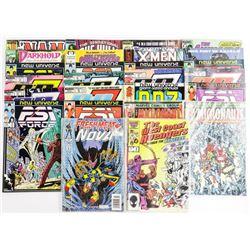 Estate Lot Marvel Comic Books