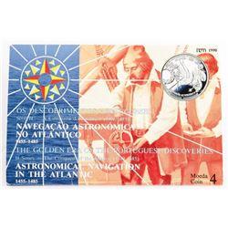 Golden Era of Discoveries 'In The Atlantic' 1445-1
