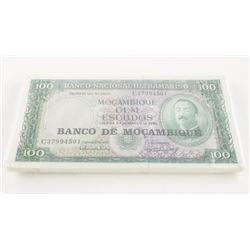 BANCO DE MOCAMBIQUE Brick - 100 x 100.00 in Sequen