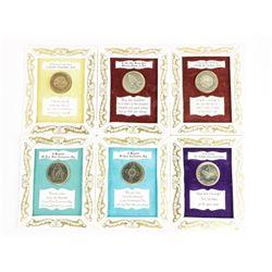 Keepsake Medallion Collection '6 Medals'
