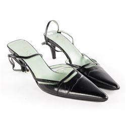 Estate - GUCCI 'Heels' Size 6.5 - Gently Worn.