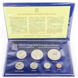 1979 Coinage of The British Virgin Islands BU- Spe