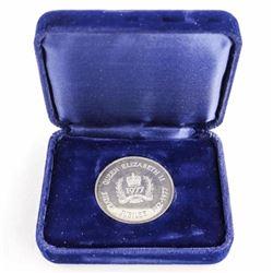 Estate '1977' 9.9 Fine Silver 1952-1977 Silver Jub