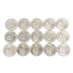 Lot (15) SBA US Dollar Coins