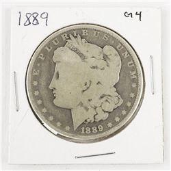 1889 USA Silver Morgan Dollar