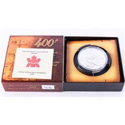RCM 400th Anniversary Silver Dollar Coin (OE)