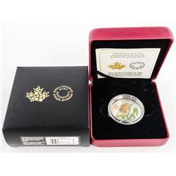 2015 .9999 Fine Silver $20.00 Coin Venetian Glass