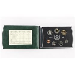 Estate RCM Specimen Coin Set 1998 - 7 Coins (OR)