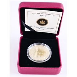 2013 .999 Fine Silver $10.00 Coin with C.O.A (KR)
