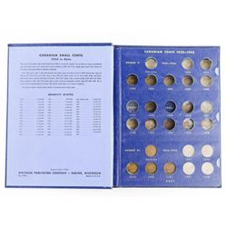 Estate Small Cent Collection - Blue Book