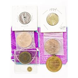 Estate - Mixed Coins etc