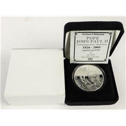 Pope John Paul II Collectible Coin, 1920-2005
