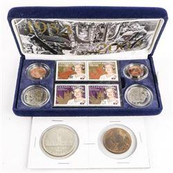 Royalty Lot - Queen Elizabeth II Coronation Stamp
