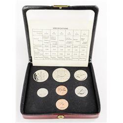 RCM Specimen Double Penny Coin Set ' 1979'
