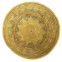 Vintage Native American Navajo Gathering Basket