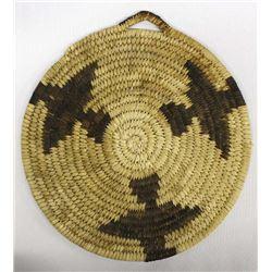 Vintage Tohono O'odham Bird Basket