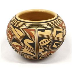 Hopi Pottery Bowl by Venora Silas