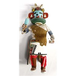 Native American Hopi Harvester Kachina