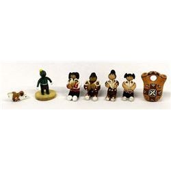 Native American Collectible Miniatures