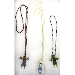Native American Beadwork Necklaces
