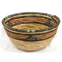 African Multi-Toned Basket